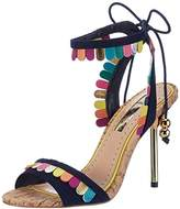 Miss KG Women's Freya Wedge Heels Sandals multi-coloured Size: