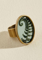 ModCloth Fern Your Lesson Ring