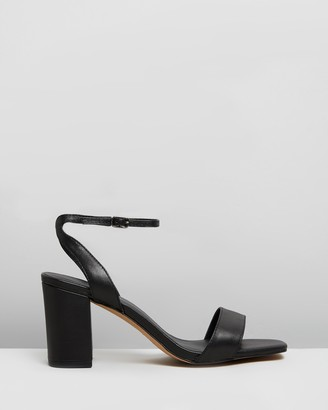 Atmos & Here Kim Leather Heels