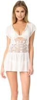 For Love & Lemons St Kitts Mini Dress