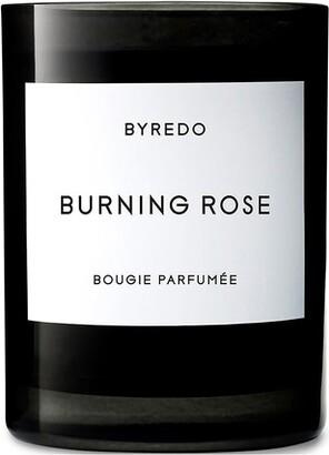 Byredo Burning Rose Scented Candle 70 g