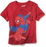 Old Navy Marvel Comics Spiderman Graphic Tee for Toddler