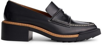 Rag & Bone Antor Leather Penny Loafers