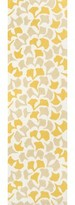Momeni Madcap Cottage By A Loggia Howards End Hand-Hooked Gold Indoor/Outdoor Area Rug Madcap Cottage by Rug Size: Rectangle 8' x 10'