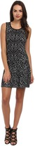 Graham & Spencer POD4103 Jacquard Print Dress