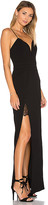 Lovers + Friends Cordoba Maxi Dress in Black. - size L (also in M)