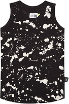 Nununu Black Splash Tank Top