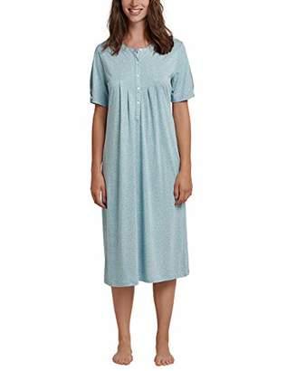 Schiesser Women's Nachthemd 1/2 Arm, 110cm Nightie,(Size: 038)