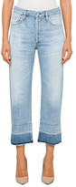 Citizens of Humanity Cora Crop Jean With Turned Down Hem