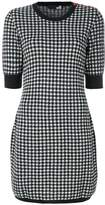 Love Moschino Women's Multicolor Wool Dress.