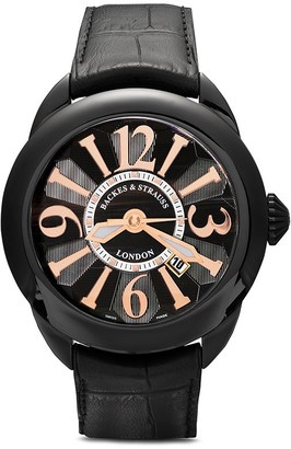 Backes & Strauss Piccadilly Black Knight 45mm