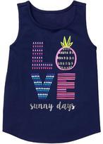 Gymboree Sunny Love Tank
