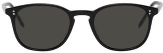 Oliver Peoples Black Finley Vintage Sunglasses