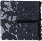 McQ swallow print scarf