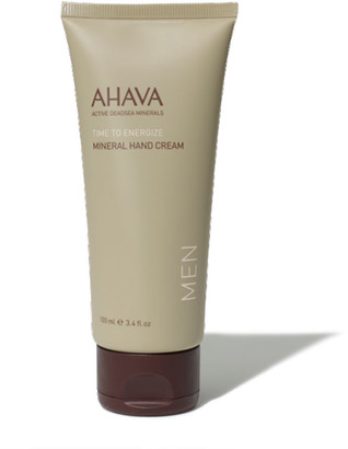 Ahava Time To Energize Mineral Hand Cream Men 100Ml