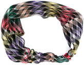 Missoni zig zag headband - women - Rayon - One Size