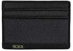 Tumi Alpha Slim Id Lock Nylon Card Case