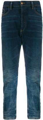 Diesel Drop Crotch Jeans