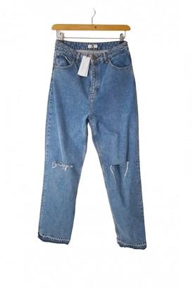 Sandro Blue Denim - Jeans Jeans for Women