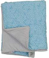 Camilla And Marc Owl Baby Blanket 120 cm by 90 cm Stars