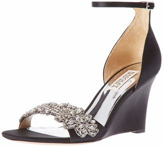 Badgley Mischka Women's Aliyah Wedge Sandal