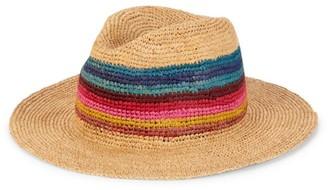 Paul Smith Artist Straw Hat