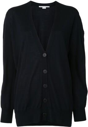 Stella McCartney oversized V-neck cardigan