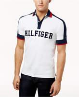 Tommy Hilfiger Men's Big & Tall Jessie Polo
