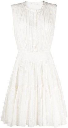 Chloé Sleeveless Short Dress