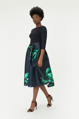 Coast Full Skirt Midi Dress