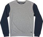RVCA Men's Crucial Crew Sweatshirt