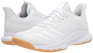 adidas Crazyflight Bounce 3 (Core Black/Footwear White/Gum M1) Women's Volleyball Shoes
