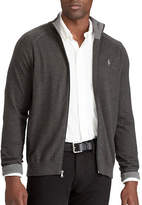 Polo Ralph Lauren Big and Tall Full-Zip Sweater