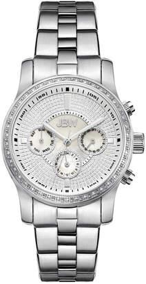 JBW Women's Vixen Diamond & Crystal Watch