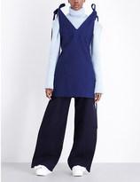 Jacquemus La Robe Qui cotton dress