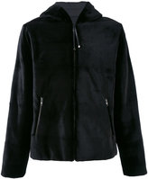 Liska - hooded jacket - men - Mink Fur - 52