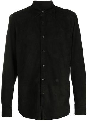 Loewe Embossed Anagram Shirt