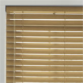 JCP HOME JCPenney HomeTM 2 Wood Tone Faux-Wood Horizontal Blinds