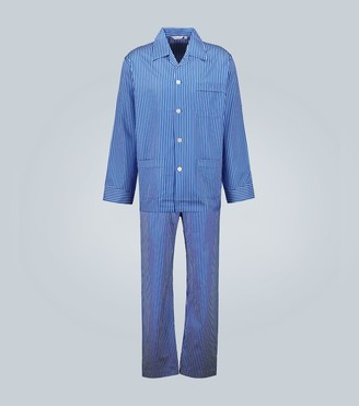 Derek Rose Classic-fit pajamas