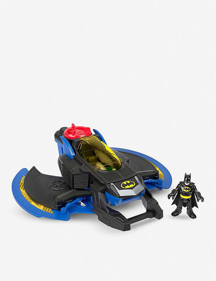 Batman Imaginext DC Transforming Batwing toy set