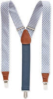 Club Room Men's Nautical Suspenders, Only at Macy's