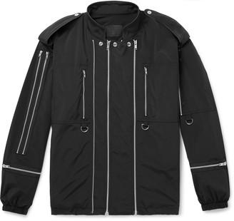 99% Is 99%Is 99%IS- - Zip-Detailed Tech-Shell Jacket - Men - Black