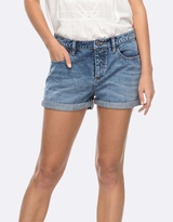 Roxy Womens Cosy Moment Denim Short