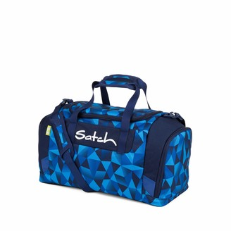 Satch SAT-DUF-003-9A2 Unisex Nappy Backpacks - Blue