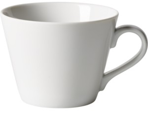 Villeroy & Boch Like Organic White Coffee Cup