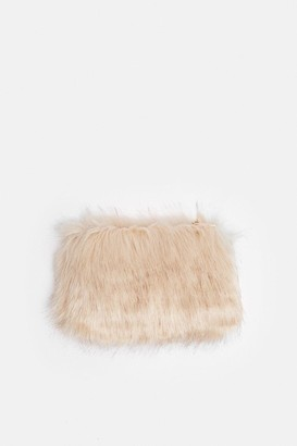 Coast Faux Fur Shoulder Bag
