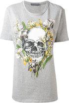 Alexander McQueen skull print boyfriend T-shirt