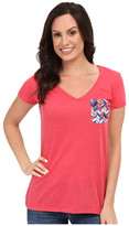 Rock and Roll Cowgirl Short Sleeve Knit 49T7247