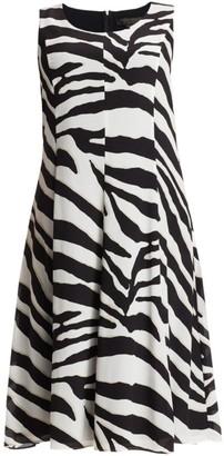 Marina Rinaldi Marina Rinaldi, Plus Size Docenza Convertible Silk Midi Dress