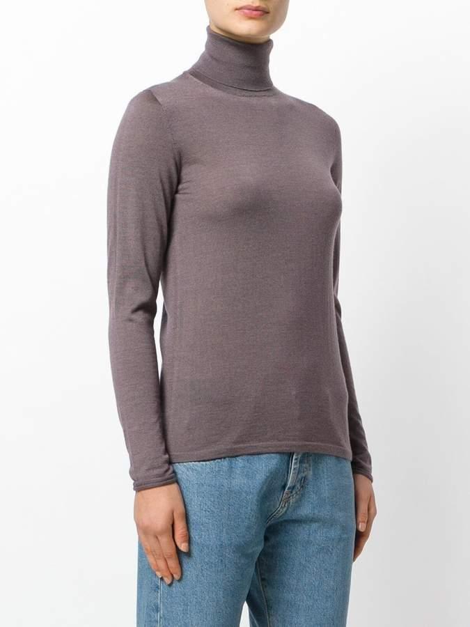 Le Tricot Perugia high neck sweater